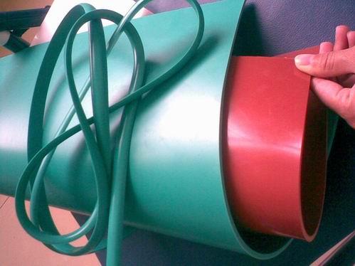 产品名称:无毒PVC红色软板