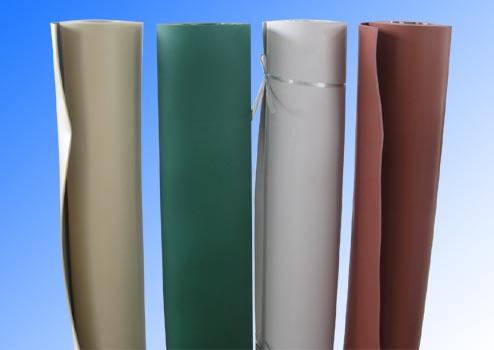产品名称:棕色PVC软板