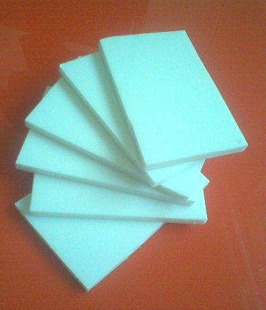 瓷白PE板
