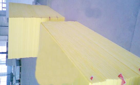 产品名称:黄色PE板