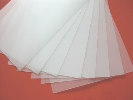 产品名称:LDPE磨砂面片材