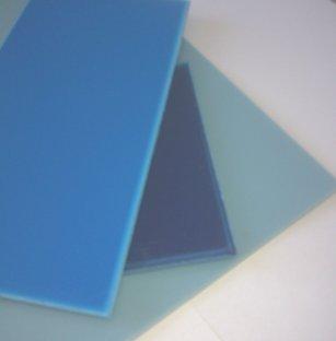 产品名称:蓝色PE板